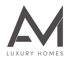 A & M Luxury Homes Logo