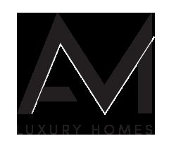 A & M Luxury Homes Logo